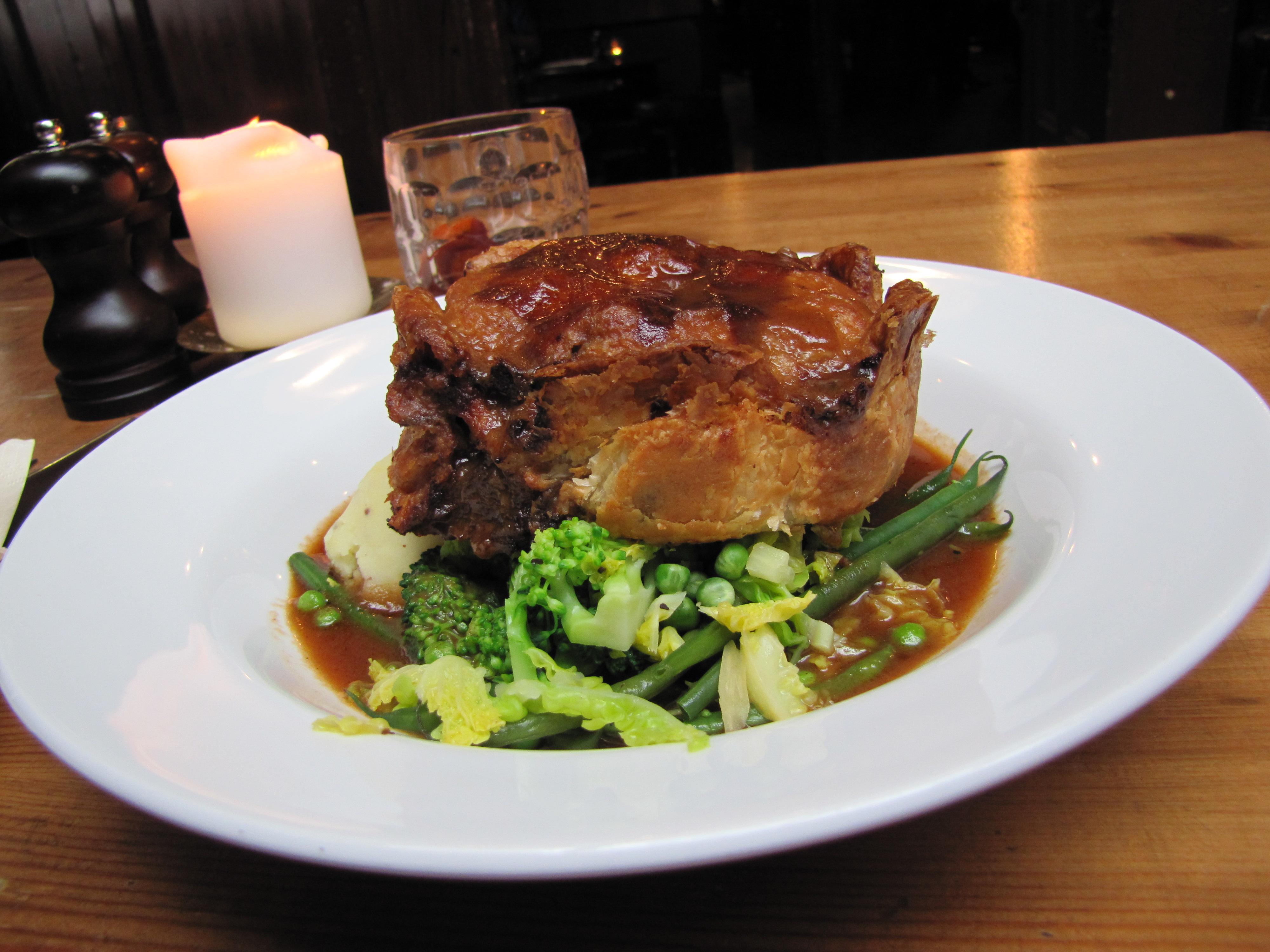 Best Pub Food Hampstead